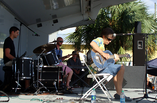 CMB at Tangerine Blues Fest