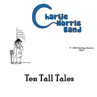 Ten Tall Tales CD donut